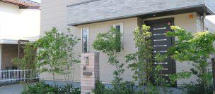 【実例:外構・エクステリア】神奈川県横浜市F邸の庭