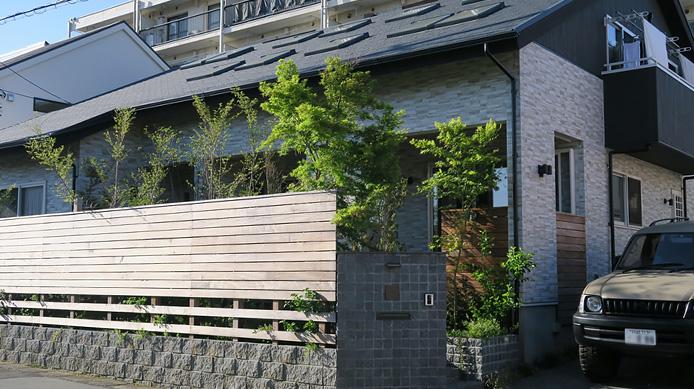 【実例:外構・エクステリア】神奈川県川崎市E邸の庭
