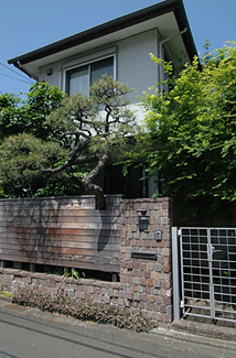 【実例:外構・エクステリア】東京都世田谷区I邸の庭